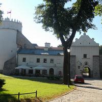 Местный замок