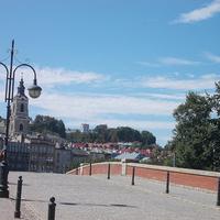 Вид с городского моста