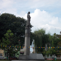 Памятник Роксолане