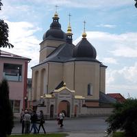 Церковь Рождества Богородицы в Рогатине
