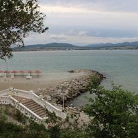 """Пляж """"Полярная звезда""""."""
