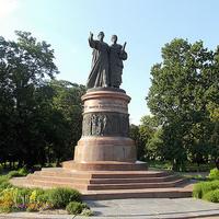 Памятник воссоединения с Москвой