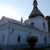 Колокольня Михайловской церкви