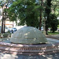Первомайский сквер.