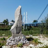 Памятник победоносной битве 1111 русичей во главе с Владимиром Мономахом против половцев