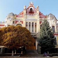 Здание в городе Красноград