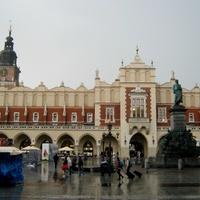 Торговые ряды на площади