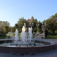 Андреевский парк.