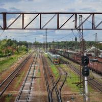 """Железнодорожная станция """"Михнево"""""""