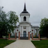 Воскресенская церковь в городе Батурин