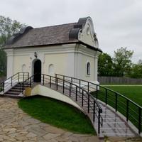 Здание казны на территории крепости