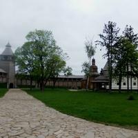 Крепость в городе Батурин