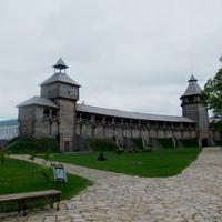 Деревянная Батуринская крепость