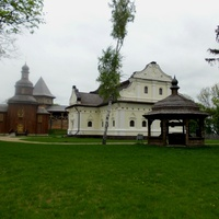 Дворец и крепость в Батурине