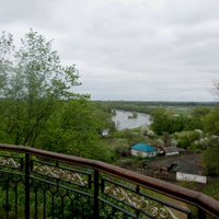 Вид на реку Сейм