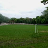 Городское футбольное поле
