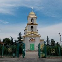 Храм Рождества Пресвятой Богородицы в городе Дергачи