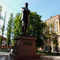 Памятник Владимиру Винниченко