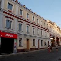 Улица в Кировграде