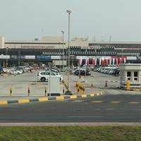 Мухаррак. Международный аэропорт.