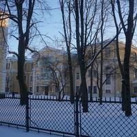 На Санкт-Петербургском проспекте.Городская застройка.