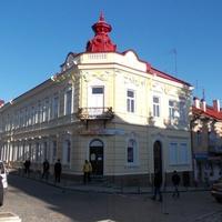 Улица в городе Дрогобыч
