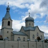 Свято-Покровский храм в Писаревке