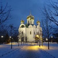 Собор Святой Великомученицы Екатерины