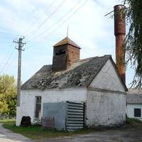 Старое сельское здание