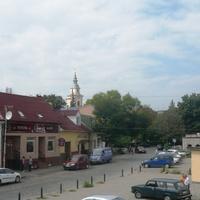 Вид на улицу Стефаника