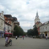 площадь Кошута