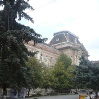 Здание бывшего суда