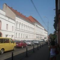 Улица Мукачевского. Большой дом - Медицинский университет