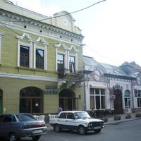 Улица в Берегово
