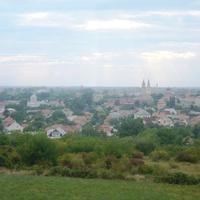 Вид на город Берегово