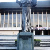 Памятник греко-католическому священнику Александру Духновичу