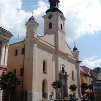 Католический костел Святого Юрия