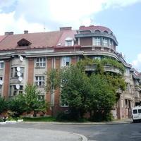 Улица в Ужгороде