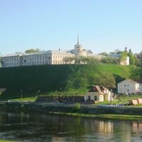 Гродновский старый и новый замок