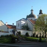 Бывший базилианского монастырь