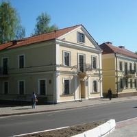 Улица  вгороде Гродно
