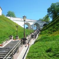 Мост между замками