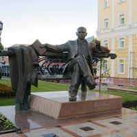 Памятник Уласови Самчукови