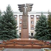 """Памятник """"Погибшим за Украину"""""""