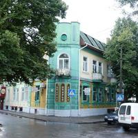 Старое городское здание 1928 года