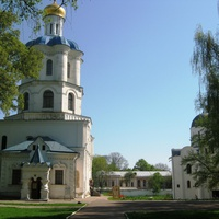 Коллегиум и Собор Бориса и Глеба