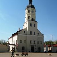 Ратуша в городе Несвиж