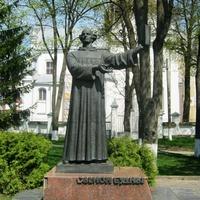 Памятник Симону Будни