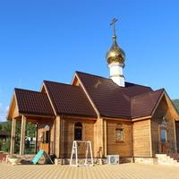 Храм святой великомученицы Александры Римской.