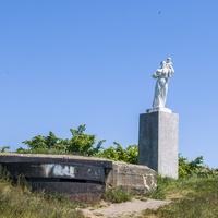 Скульптура в городе Балтийск